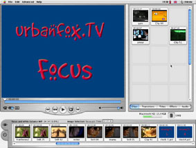 APPLE PLACES VIDEO AT THE CORE OF DIGITAL HUB - WWW URBANFOX TV