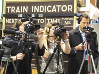 Diploma on Video Journalism - learn to shoot and edit