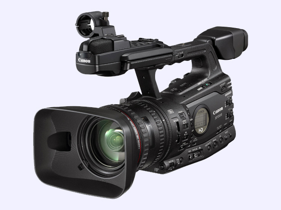 CANON XF300 AND CANON XF305 CAMERA TRAINING COURSE WORKBOOK AND ...